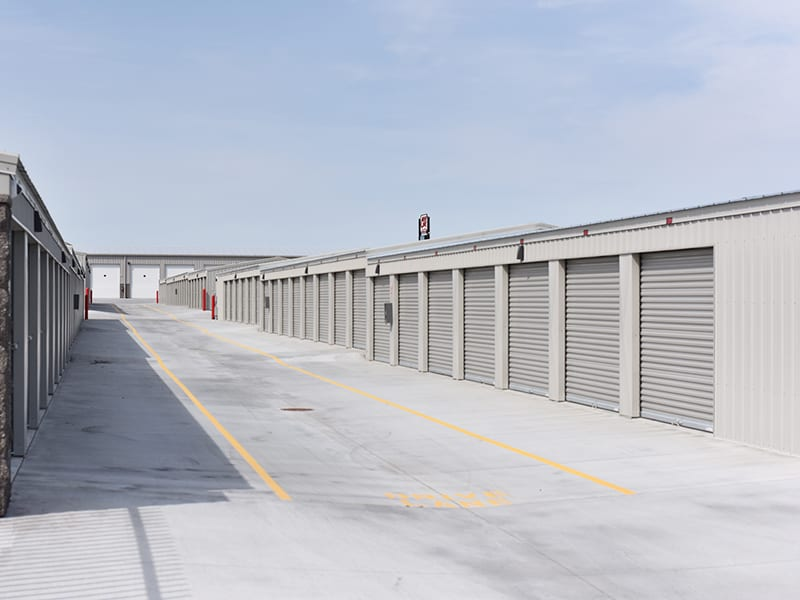 Storage Units at Cottonwood Self Storage